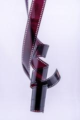 Roll used film