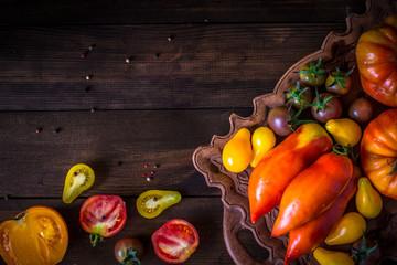 Sierpniowe pomidory