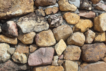 abstract pattern stone wall textured background