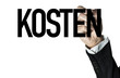 "Detaily fotografie Flag Cartoon Character 119086886,Costs (in German)"""