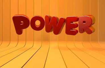 Power, Internet, Background