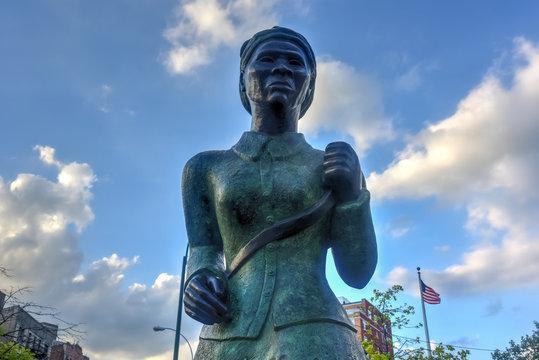 Harriet Tubman Memorial Statue -  Harlem, New York