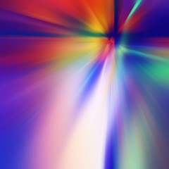 Abstract color blurred background