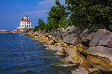 Fairport Harbor West Breakwater Light