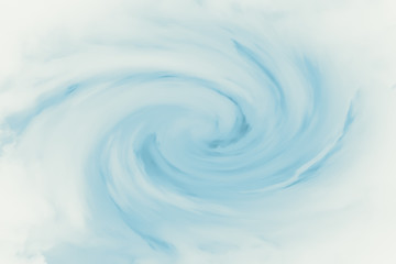 Abstract storm cloud background