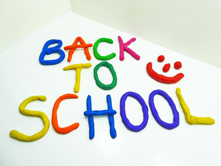 Back to school phrase
