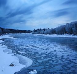 The Kenai River