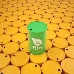 Biofuel barrel