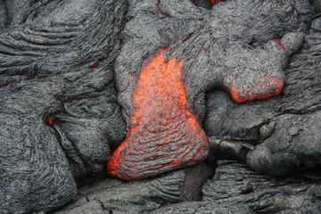 Lava Zunge
