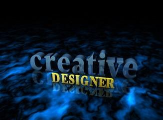 Creative Designer, Typography