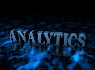 Analytics, Typography