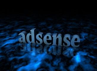 Adsense, Typography