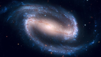 NGC 1300 is a barred spiral galaxy in the constellation Eridanus