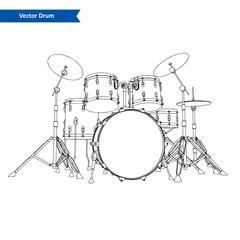 Drum Vector
