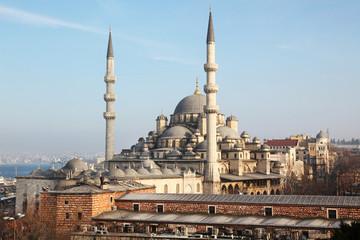 New Mosque Istanbul Turkey