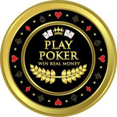 Poker online win real money
