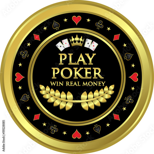 play poker win real money