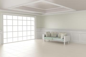 interiors 3D rendering