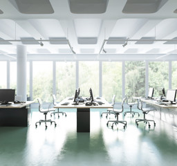 Büroeinrichtung 02 (Focus)