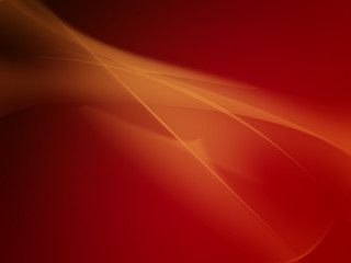 Red and Orange soft Clean abstract background