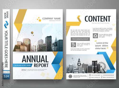 Information leaflet template