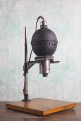 Photographic enlarger, darkroom equipment