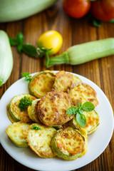 zucchini fried in batter