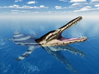 Pliosaur Kronosaurus