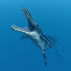 Pliosaurier Kronosaurus