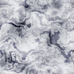 Seamless texture of grey marble pattern for background / illustration