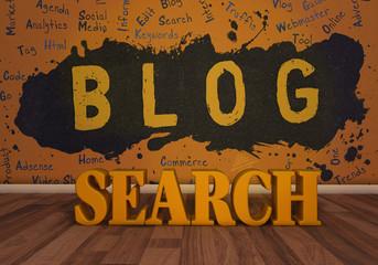 Blog, Search, SEO