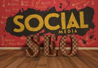 Social Media, SEO