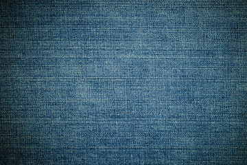 Vignetting denim pattern