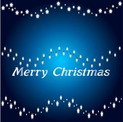 Рождественский фон, Рождественская открытка