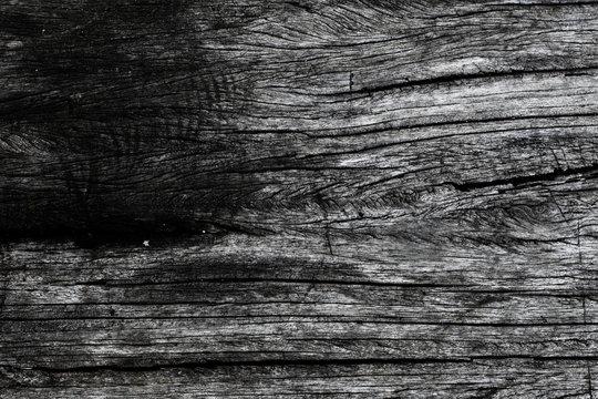 Black wood txture background.