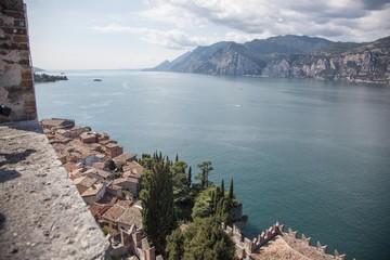 Gardasee - Castello Scaligero