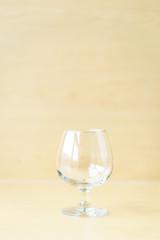 Wine glass decoration
