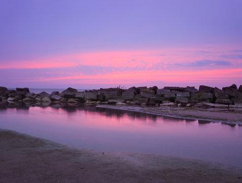 Ashtabula West Breakwater