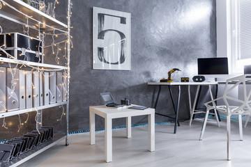 Dreamy study room idea