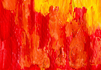 Abstract painting color texture. Bright artistic background
