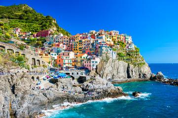 Cinque Terre, Italy Fototapete