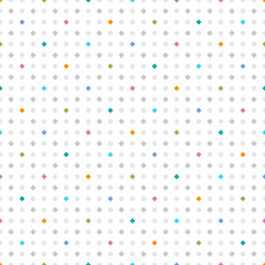 Seamless Background #Check Pattern, Colorful