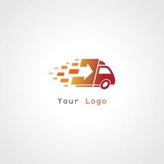 truck speed logo