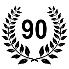Lauriers 90