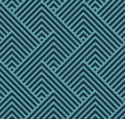 seamless geometric pattern with straight lines