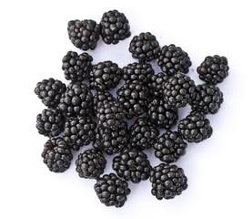 Blackberries Cluster