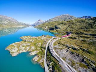 Bernina Express - Passo del Bernina (CH)
