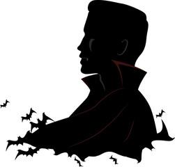 Vampire Profile Silhouette Search photos by Lorel...