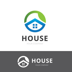 Home logo,hose logo,real estate logo