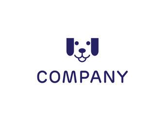pet shop slogan vector